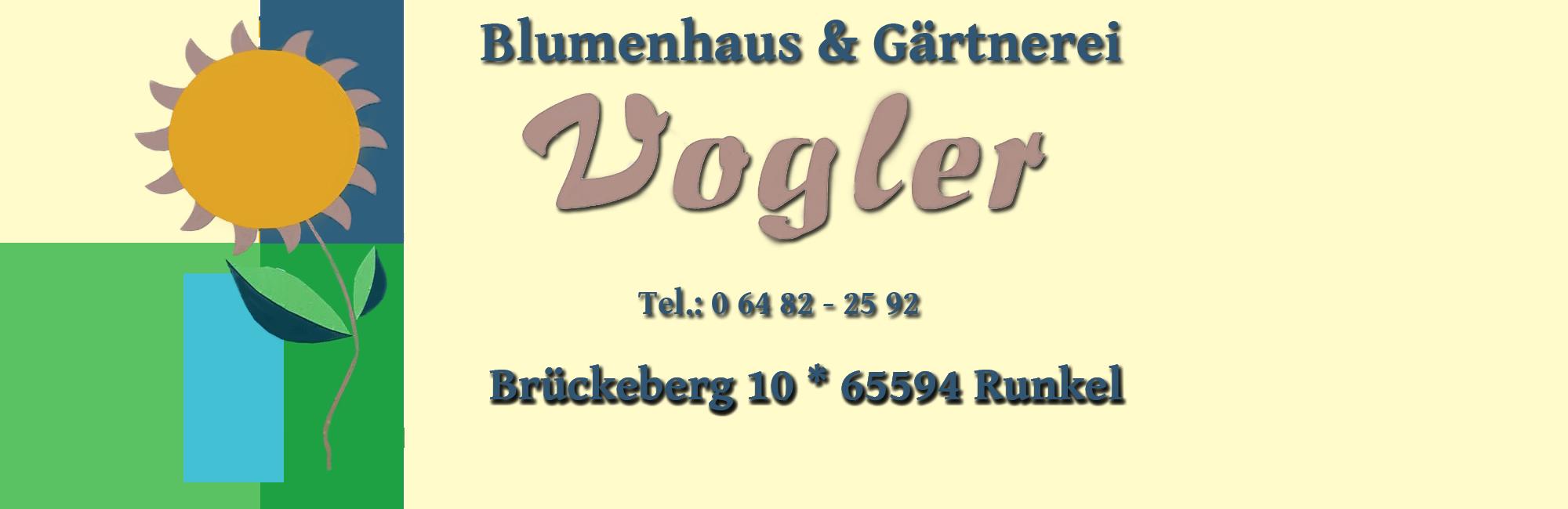 Blumenhaus und Gärtnerei Vogler
